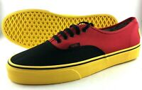 NIB Vans Limited Disney Authentic Mickey Red Yellow VN0A38EMUK9