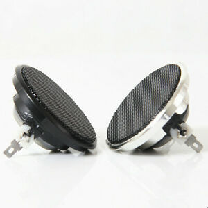 """1x 2.4"""" inch 62mm 4 6ohm 20W Silk Film Tweeter Treble Speaker Audio Loudspeaker"""