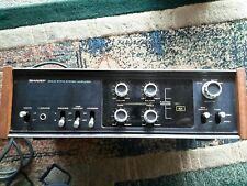 Vintage Retro Sharp SM-503X Solid State Stereo Amplifier