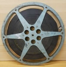 Vintage Tarzan Movie Reel Part 2 1950's/1960's 16mm