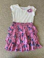 Excellent Condition Next Pink & White Tutu Dress Age 4