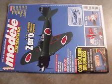 ?µ µ? Revue Modele Magazine RCM n°772 Zero Shark Jet 07 Deco complexe Alula Trek