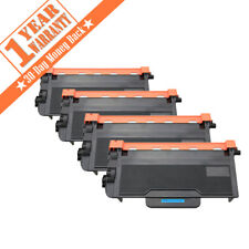 4PK TN850 TN820 Toner Cartridge For Brother MFC-L5700 L5800 L5900 DCP-L5650 DW