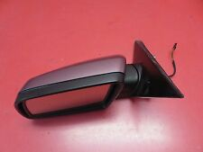 2008-2010 BMW 528xi E60 LCI OEM LEFT FRONT SIDE EXTERIOR POWER FOLD MIRROR ASSY