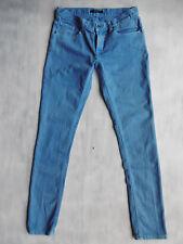 Gant skinny Röhre aged mid blue stretch Jeans Hose Gr 36 W28/L32 1AZust. °169