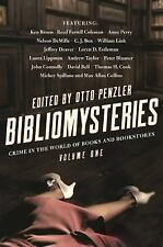 Bibliomysteries : Stories of Crime in the World of Books and Bookstores by...