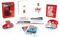 West Side Story: 50th Anniversary Edition Box Set (Blu-ray) NEW Factory Sealed
