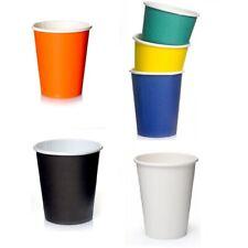 Coffee to Go Becher 0,2l Pappbecher 24 cl Kaffeebecher Auswahl Farbe 50 Becher