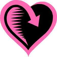 30 Custom Pink Love Return Personalized Address Labels
