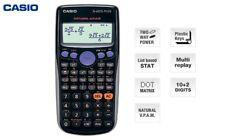 Casio FX82AU PLUS II Scientific Calculator Mathematics Science High School Uni