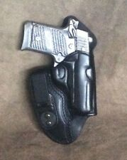 Sig Sauer P938 IWB w/Sweat Guard by ETW Holsters... Hickory, NC