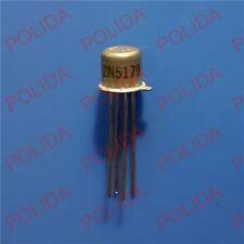 10PCS Transistor MOTOROLA/CENTRAL TO-72 2N5179