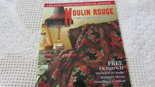 NEW JENNY HASKIN'S MOULIN ROUGE SPECIAL EDITION NOS W/Pattern Sheet Inside/CD