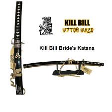 Kill Bill-Bride's  Katana Sword by Hattori Hanzo with stand