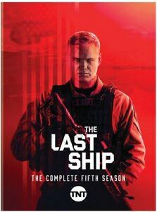 The Last Ship: The Complete Fifth Season [New DVD] Amaray Case