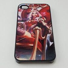 iPhone 4 Phone Case League Of Legends LOL Ahse Heartseeker Skin Pink