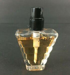 Tresor Lancome vintage 5ml Perfume Sample Paris Eau De Parfume