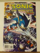 Sonic the Hedgehog 253 Archie IDW Knuckles Shadow Tails Mega Man Ongoing Series