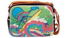 MENS GOLA TADO REDFORD MESSENGER SURF BAG - BLACK / ORANGE / MULTI