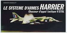 (102) Brochure HAWKER SIDDELEY Le système d'armes HARRIER