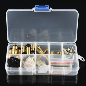 10 Style Pro DIY Parts Accessories Kit for Tattoo Machine Gun Rebuild & Main
