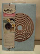 Spellbinders Nestabilities Standard Circle (7 MORT) S4-116 Entièrement neuf sous emballage