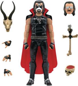 Super7 - King Diamond ULTIMATES! Figure - Classic Mercyful Fate Era King Dia Toy