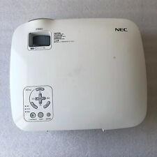 NEC VT595 2000 Lumens 600:1 XGA 1024 x 768 DVI-I LCD Projector