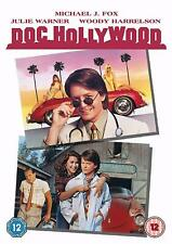 Doc Hollywood DVD 1991 by Michael J. Fox Julie Warner.
