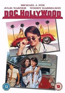 Doc Hollywood (Michael J. Fox, Julie Warner, Woody Harrelson) New Region 4 DVD