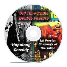 Sergeant Preston, Challenge of the Yukon, 776 Episodes, + bonus OTR MP3 DVD F85