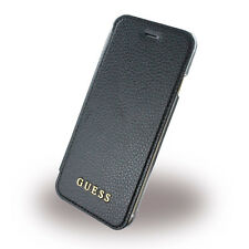 Etui Folio Guess Noir pour iPhone 6/6s/7/8