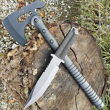 Tomahawk Messer Outdoor Set Beil Axt Machete BW Camping Gürtelmesser