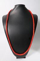 Alte Glasperlen rot 6mm Old Red Bapterosse Prosser African Trade beads Afrozip