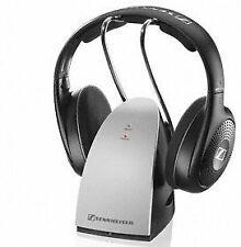 Sennheiser  RS 120II Funkkopfhörer On-Ear-Kopfhörer, Kabellose Fernsehkopfhörer