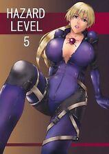 HAZARD LEVEL 5 - Resident Evil 5 Jill Valentine Excella Tokie Doujinshi Japan
