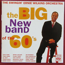 ERNIE WILKINS ORCHESTRA  CD ESP THE BIG NEW BAND OF THE 60'S