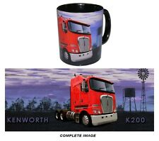 KENWORTH TRUCK K200 Cab Over Coffee Mug