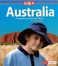 Australia: A Question and Answer Book [Questions and Answers: Countries]