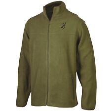 Browning Men's Moss Green Jacket Coat, Buckmark Logo
