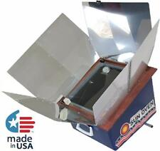 All American SunOven Solar Cooker - Cook with the SUN! - Sun Oven