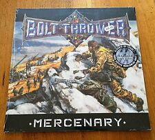 BOLT THROWER Mercenary - Strictly Limited Marbled Grey Vinyl - 1000 copies - LP