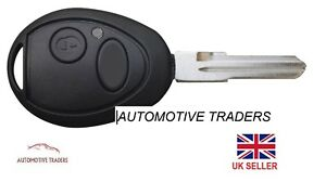 For Land Rover Discovery 2 TD5 2 Button Remote Key shell Case A76