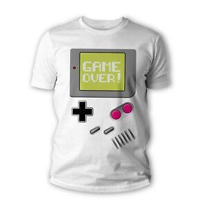 Game Boy - maglietta nerd nintendo style