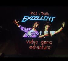 Nintendo Playchoice 10 Bill & Ted's Excellent Video Game Adventure Cart Pc-10