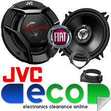 Fiat Punto MkII 1999-2005 JVC 13 cm 520 W 2 VIE Tratteggio posteriori altoparlanti auto & STAFFE