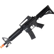 M4 A1 M16 TACTICAL ASSAULT SPRING AIRSOFT RIFLE PELLET SNIPER GUN 6mm BB BBs AIR