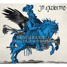 "IN EXTREMO ""SÄNGERKRIEG (AKUSTIK RADIO SHOW)"" CD+DVD"