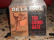 DE LA SOUL - SHOPPING BAGS - radio - THE GRIND DATE clean version - CD PROMO2004