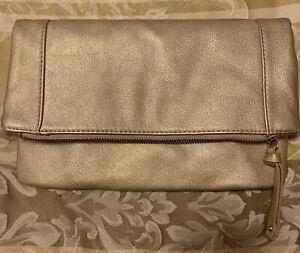 Foldable Women's Clutch Bag